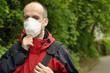 Mundschutz gegen Infektionen