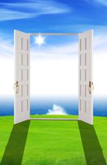 Door to new dreams