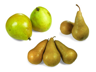 3 Pear Isolation