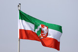 NRW-Fahne