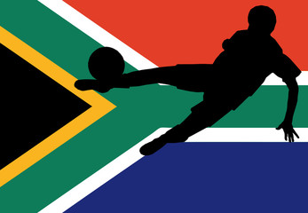 calcio sud africano