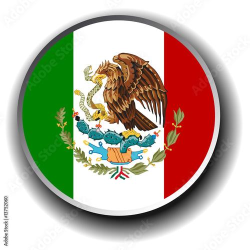 mexico flag pictures. mexico flag icon - vector