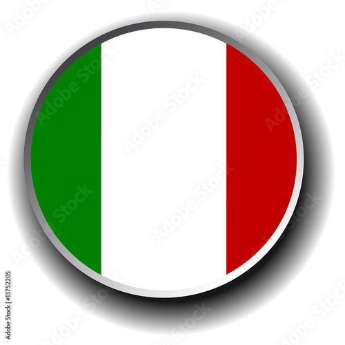 italy flag pictures. italy flag icon - vector