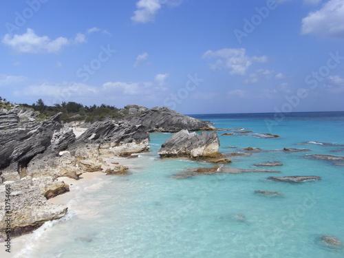 Fototapeten,strand,bermudas,welle,sand