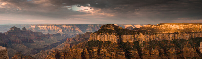 PANORAMIC GRAND CANYON _ARIZONA