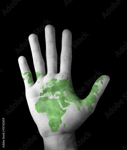 Concept environnemental