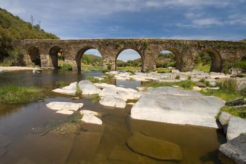 Puente de Sotoserrano, Salamanca (Spain)