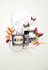 TV Vector Composition