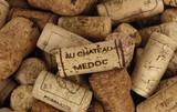 bouchons de vins français en liège - 13778063