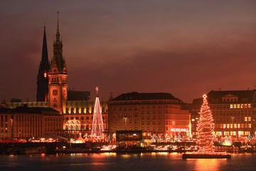 Hamburg Weihnachten