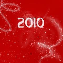 Carte 2010 rouge