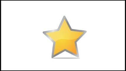 Bouncing Star