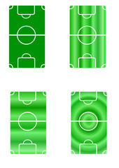terrains de foot