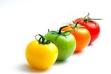 La quatuor de tomates