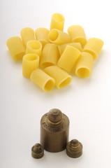 Mezze maniche - Valori nutrizionali