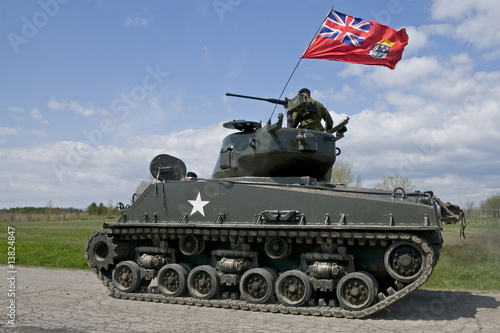 Mark IV Sherman Tank