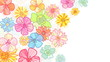 animated flowers background