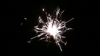 moving sparkler