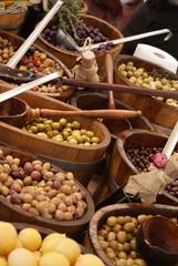 étalage olive I