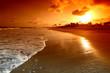 Quadro ocean sunrise