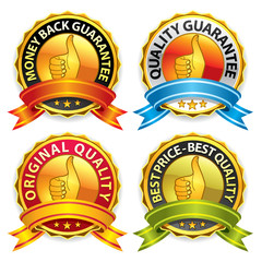 Set of quality guaranteed seals. More in my gallery.