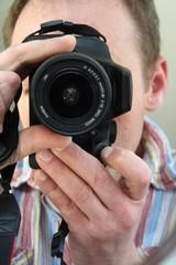 Shooting a photo