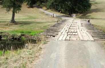 Brücke in Chile