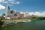 Nashville Skyline - Fine Art prints