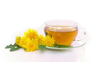 Tee Löwenzahn - tea dandelion 03