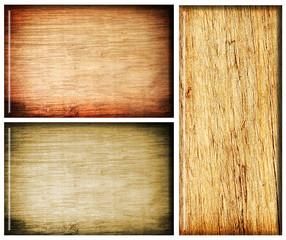 Wooden tetxure