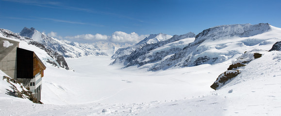 Aletsch panorama