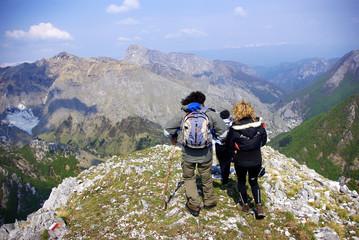Alpi Apuane, trekking sul M. Altissimo 2