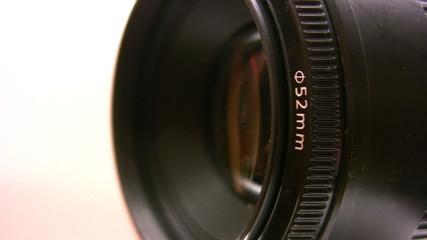 rotating camera lens