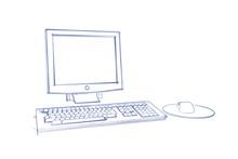 Szkic komputer