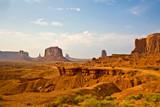 Monument Valley ,Steinformationen, John Fords Point poster