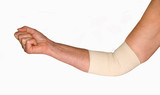 TENNIS ELBOW SUPPORT poster