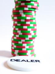 Chips and dealer