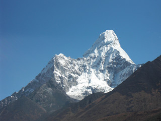 View to Everest