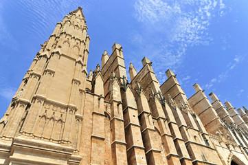 Spanien, Palma de Mallorca, Kathedrale La Seu