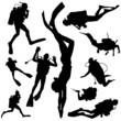 scuba diving - 13869680