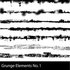 Vector Grunge element