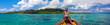 Leinwanddruck Bild - Havelock Island