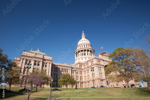 Fotobehang Texas Texas State Capitol Building