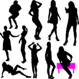 women grace poster