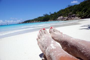 Smalto e sabbia