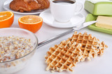 breakfast meal poster