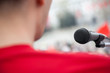 public speech