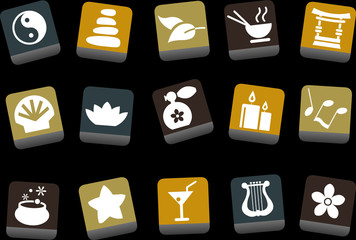 Zen Icon Set