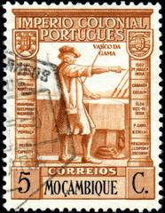 Imperio Colonial Portugues. Vasco de Gama. Moçambique