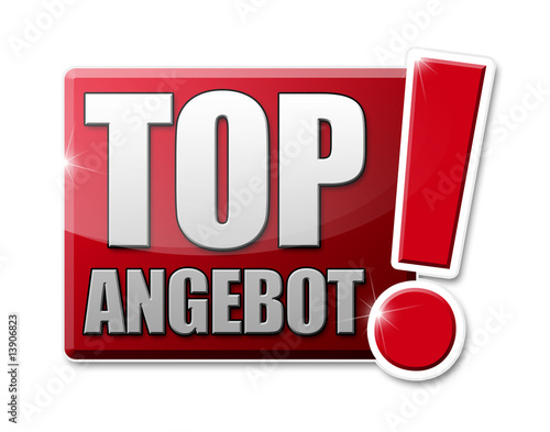 Top Angebot! Button
